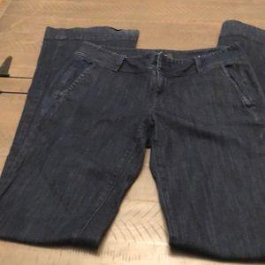 Ann Taylor loft jeans size 6t 32 waist L34
